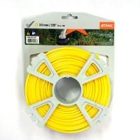 Корда STIHL 3.0мм, жълта 55м