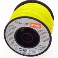 Корда STIHL 3.0мм, жълта 168м